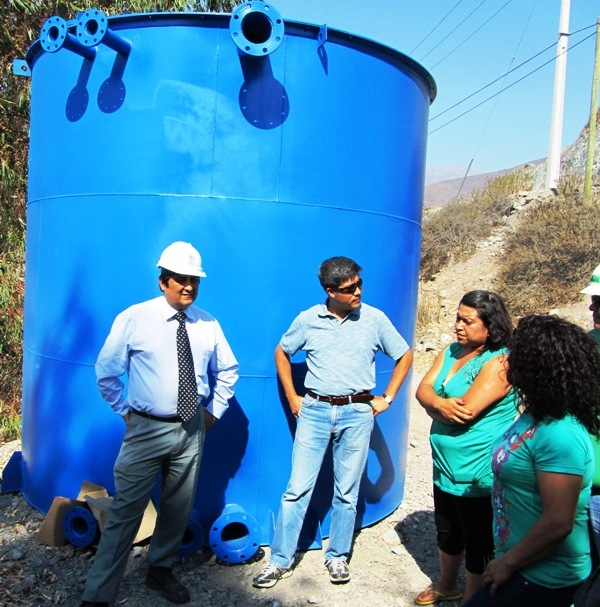Agua Potable Rural en Petorca
