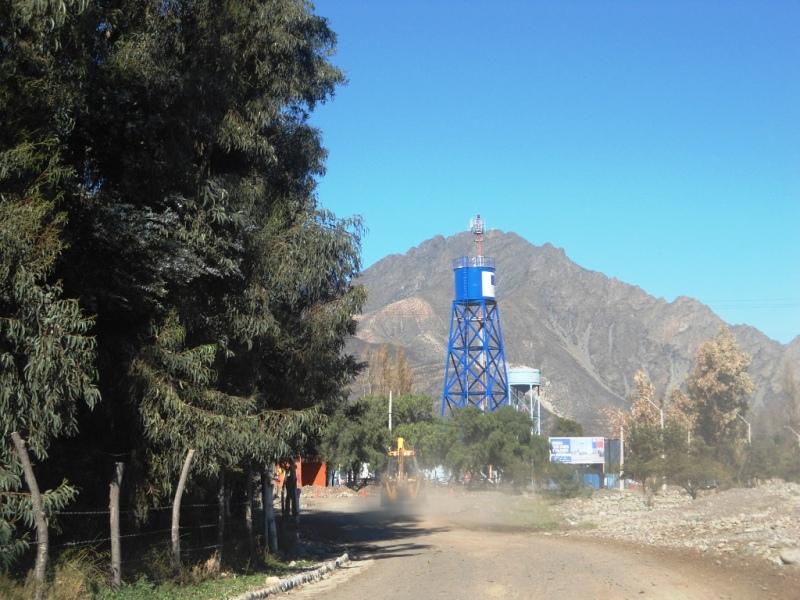 Ministerio de obras p blicas regi n de valpara so for Estanque de agua potable easy